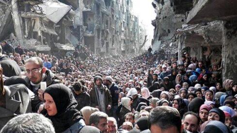 Image result for التهجير القسري في سوريا السياسات، الأدوات والتبعات