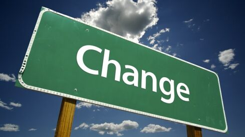 التغيير يبدأ من عندك أولاً..