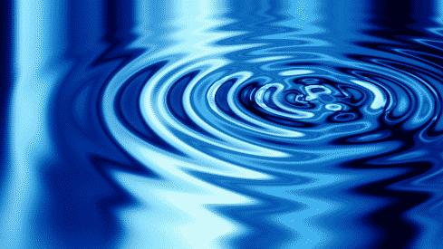 الماء وهو يتأثر ويؤثر