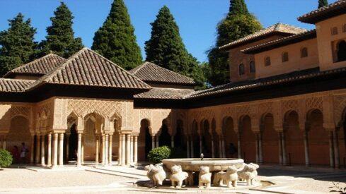 الفن والتلامس الحضاري الإسلامي الغربي, أوروبا, الإسلام, العمارة, الفن, حضارة,