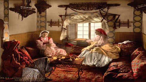 المرأة في تاريخ الأندلس, الأدب, الحياة, المجتمع, المرأة, تاريخ,