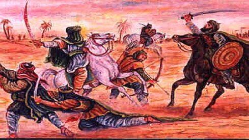 معركة  بدر .. يوم الفرقان