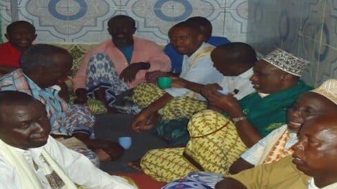 """""""سبع القرآن"""" في منازل الخير في الصومال"""