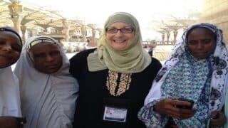 رحلة الفرح.. أمريكية تروي أول رحلة حج بعد اعتناقها الإسلام