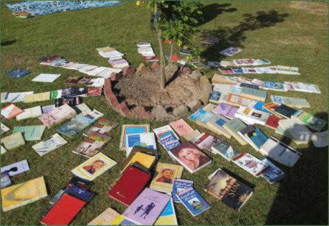 شهقات الكتاب العربي من مقبرة الجماليات