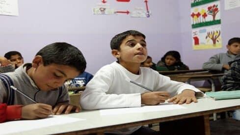 أطفال اللاجئين وحلم التعليم