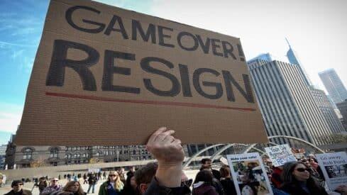 أخطأوا فاستقالوا!, الأداء الرسمي, الأنظمة العربية, الاستقالة,