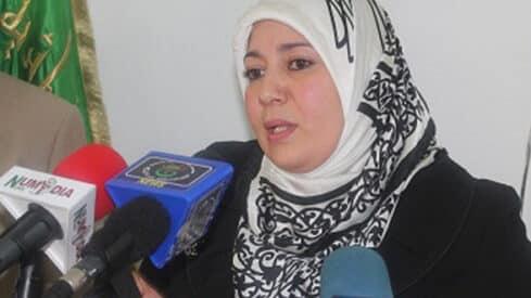 نعيمة صالحي..امرأة من زمن الجزائر