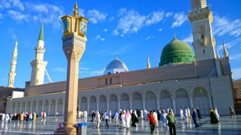 يوم  في حياة الرسول في رمضان, النبي صلى الله عليه وسلم, رمضان, صدقة, صيام, قيام,