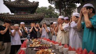 رمضان في الصين