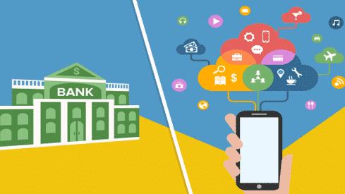 دور التكنولوجيا المالية في تطوير أداء البنوك الإسلامية