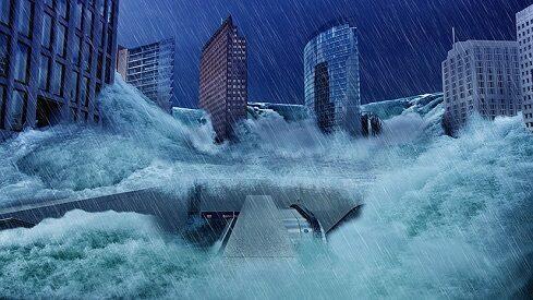 السيول والفيضانات بين العقاب والابتلاء