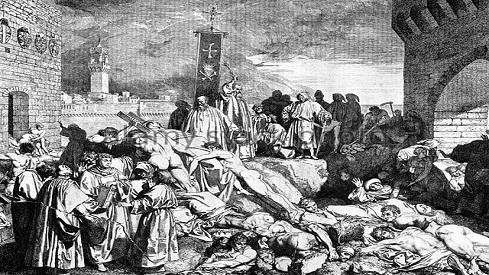 وفقا لمسح تاريخي الكارثة وحدها يمكن أن تقلل نسب انعدام المساواة, ديمقراطية, عدالة, مساواة,