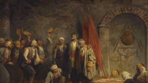 التصوف في مصر في العصر العثماني
