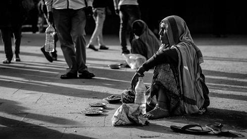 الضعفاء كنز, التواضع, الرزق, الضعفاء, الفقر,
