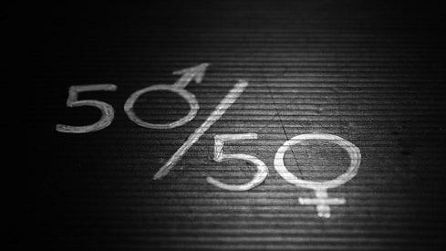 المرأة والرجل بين المساواة الفطرية والتسوية القسرية,