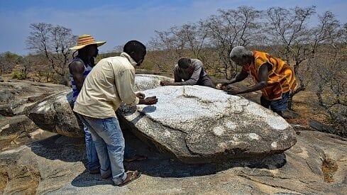 سمات المجتمع التقليدي في غرب إفريقيا