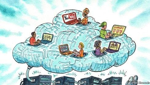 الذكاء الاصطناعي سيخلق أنواعا جديدة من العمل
