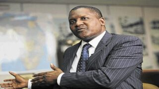 رجل الأعمال المسلم آليكو دانغوت، أغنى رجل بإفريقيا