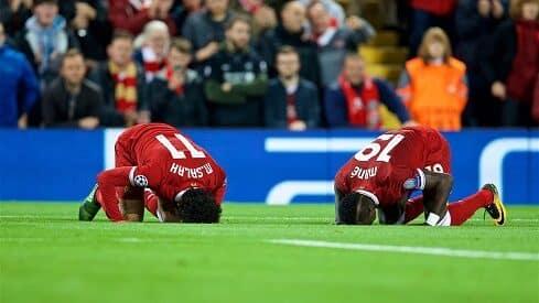 أبطال مسلمون في كرة القدم الإنجليزية