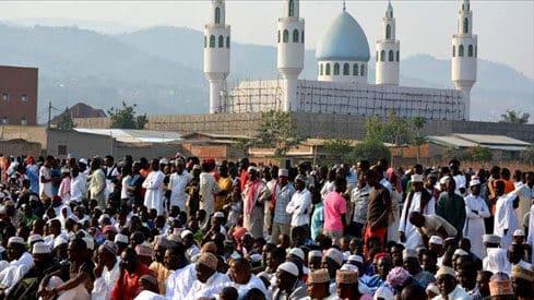 واقع المسلمين في بورندي