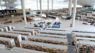 مكتبة قطر..شعور بالإنتماء للريادة