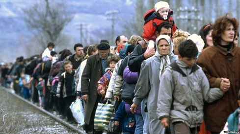 اللاجئون والإشكال المعرفي والأخلاقي