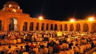 شهر رمضان المبارك بين الضيافة والإضافة
