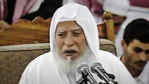 """رحيل صاحب """"منهاج المسلم"""" .. العلامة أبوبكر الجزائري, الجزائر, علماء,"""