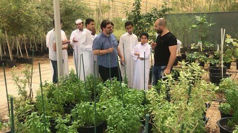 """""""حديقة القرآن النباتية"""" في قطر.. الأولى من نوعها في العالم"""