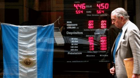 الأرجنتين من معجزة الإقتصاد إلى كابوس الديون