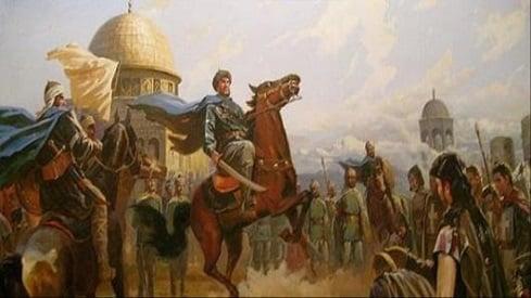 صلاح الدين الأيوبي ومعركة حطين الفاصلة, بيت المقدس, صلاح الدين الأيوبي, معركة حطين,