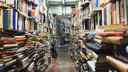 مقبرة الكتب,