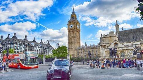 هنا لندن.. هناك لندن