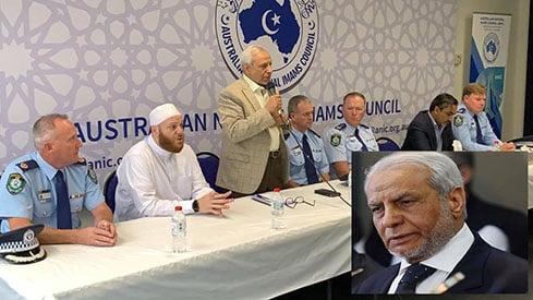 الدكتور إبراهيم أبو محمد مفتي أستراليا : المسلمون إضافة علمية وأخلاقية وحضارية للمجتمعات الغربية, اعتداء على مسجدين في نيوزيلندا, الإسلاموفوبيا, جاسيندا, مجزرة نيوزيلندا, مفتي أستراليا, نيوزيلندا,