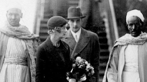 البريطانية ايفلين كوبولد .. ابنة طبقة النبلاء التي تحولت للإسلام