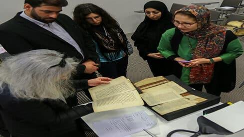 مكتبة قطر..ندوات ومحاضرات وورش لحفظ الوثائق التاريخة للمنطقة