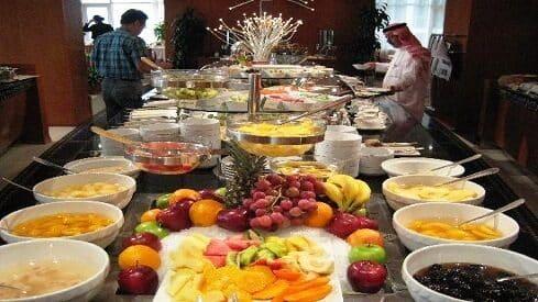 حجم إتلاف الطعام في رمضان