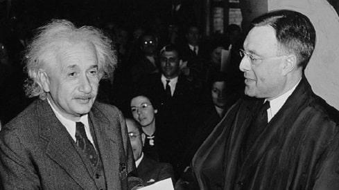 رسالة أينشتاين إلى فرويد حول سيكولوجية الحرب,