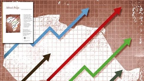 تعافي النمو الاقتصادي في أفريقيا, النمو الاقتصادي في أفريقيا, جنوب الصحراء, معدل التضخم,
