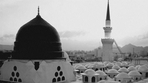 حين أظلم كل شيء بالمدينة, مشهد المدينة عند وفاة الرسول صلى الله عليه وسلم, مواقف الصحابة من خبر وفاة الرسول,