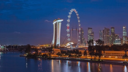 سنغافورة تبني مستقبلا تحت الأرض,