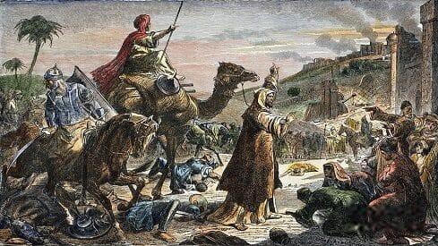 لماذا كان بنو أمية وأحلافهم في فتوح الشام؟!