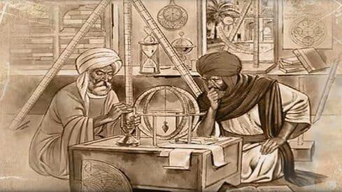 علم الفلك عند المسلمين