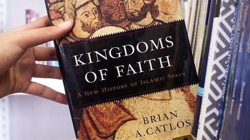 """مراجعة كتاب : """"ممالك الإيمان .. تاريخ جديد للعهد الإسلامي في الأندلس"""", تاريخ الأندلس, تاريخ غرناطة,"""
