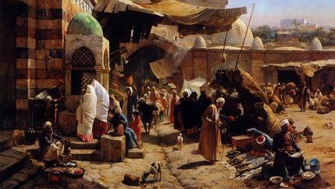نماذج من تاريخ المسلمين في فن الصدقة