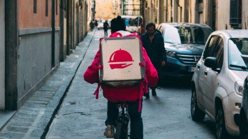أجرة توصيل البضائع في ظل جائحة كورونا