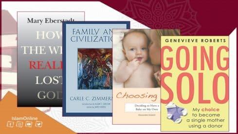 كتب حول أزمة الأسرة