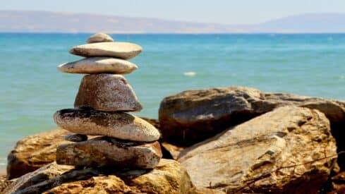 البحث عن التوازن
