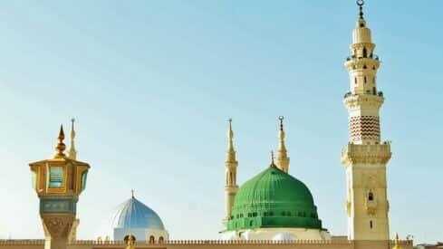 أفعال الرسول محمد صلى الله عليه وسلم